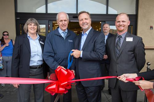 Gelson's La Costa/Carlsbad Ribbon Cutting Ceremony