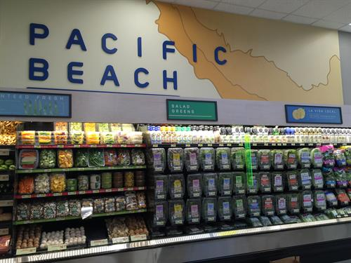 Gelson's Pacific Beach