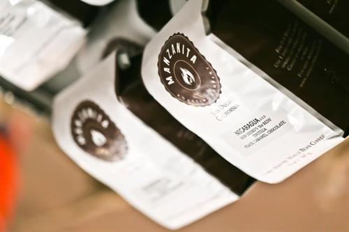 Manzanita coffee is available wholesale, retail and online on our website
