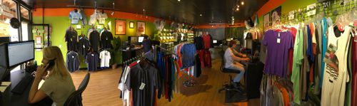 Have a look inside our retail shop