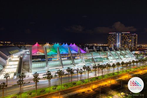 SDCC Sails Pavilions