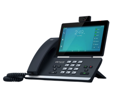 Zultys IP Phone with touch screen