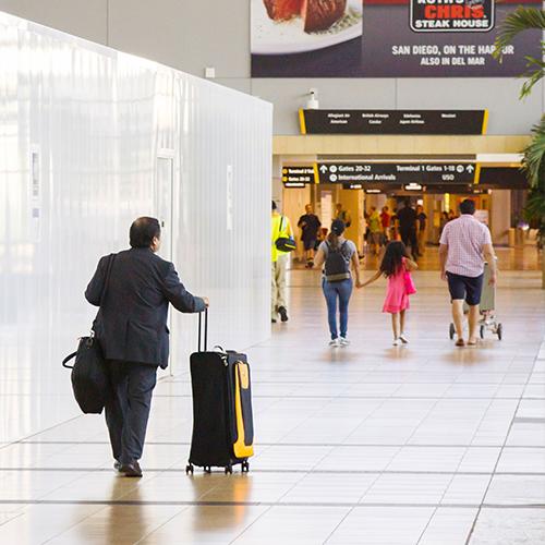 McCain Walls for Airports (San Diego Intl Airport   San Diego, CA)