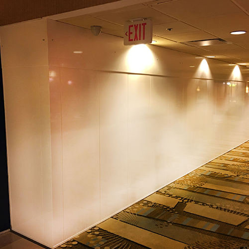 McCain Walls for Hotels (LAX Marriott | Los Angeles, CA)