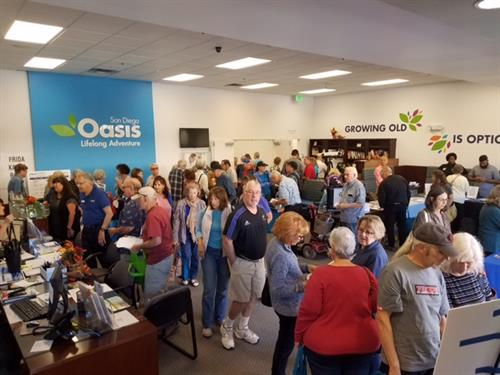 Oasis Technology Fair