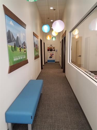 Codo Ninja Corridor