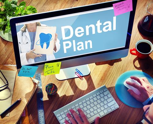 Many plans have Dental Coverage Options.