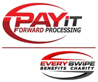 Pay it Forward Processing/Every Swipe Benefits Charity
