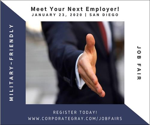 Join us and meet your next employer