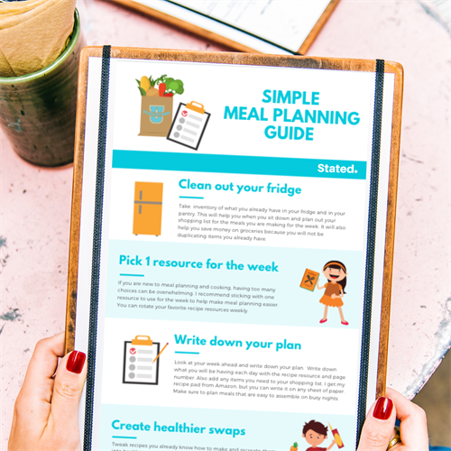 From menus to websites and emails to sales sheets, let's simplify what you need to say in the best way.