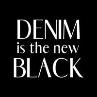 Denim is the New Black