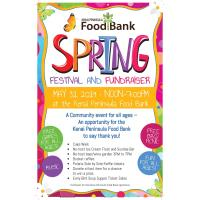 Food Bank Spring Festival and Fundraiser