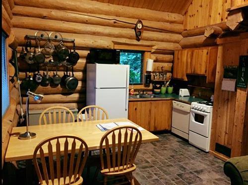 the orca cabin
