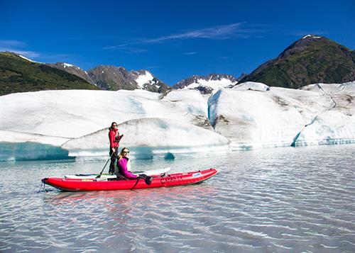 Spencer Glacier Tours with Alaska Rivers Company