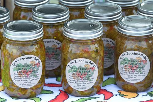 Don's Zucchini Relish