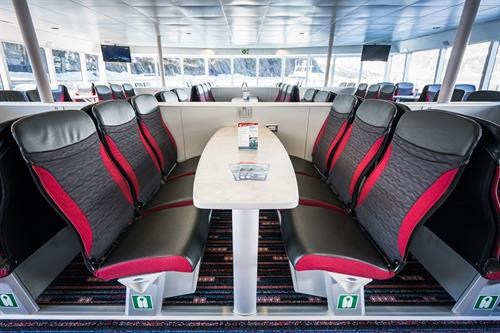 M/V Klondike Express - Reserved seating