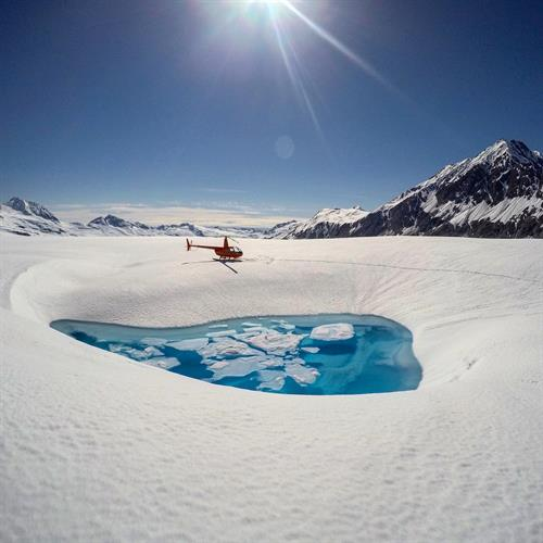 Heli Flightseeing Tours Year Round (photo credit: VS Helicopters)