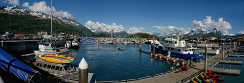 Valdez Small Boat Harbor (photo credit Gary Minish)