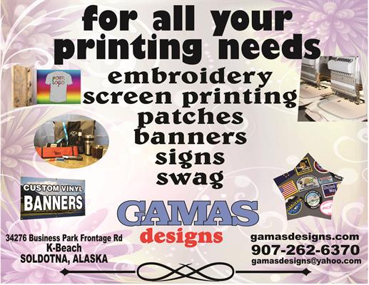 GAMAS Designs