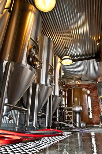7 barrel Brewhouse