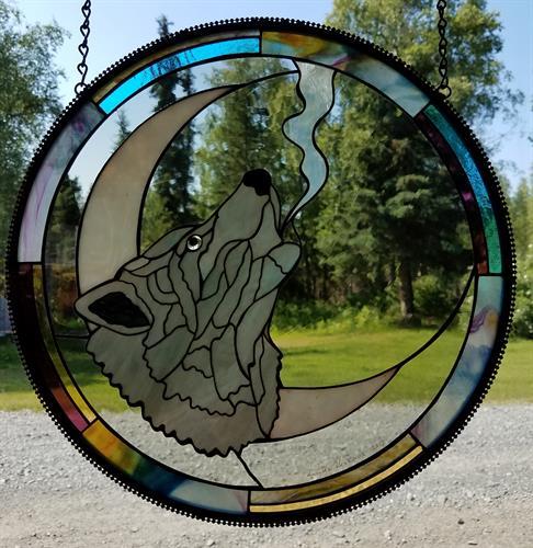 Howling Wolf - FRCA Logo 2017