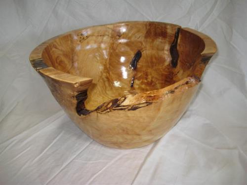 Solid Alaskan Birch burl bowls or wood bowls!