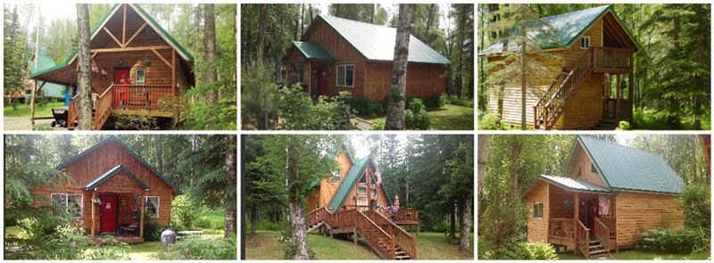 Alaska Silvertip Lodge and Cabins