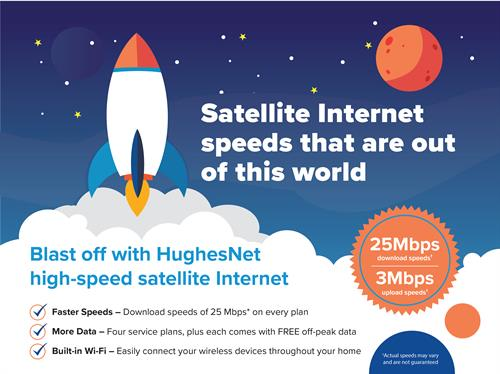 Your Local Authorized HughesNet Retailer