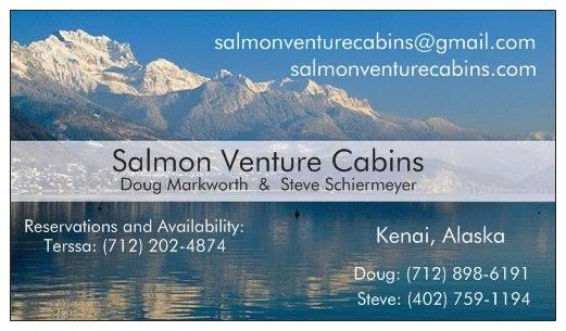 Salmon Venture Cabins