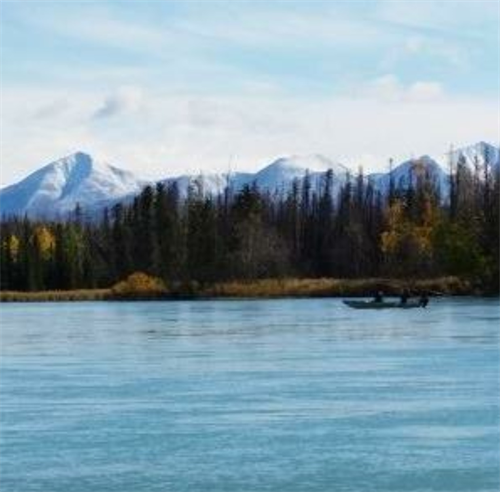 The Beautiful Kenai River