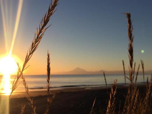 Sunset, Kenai Beach