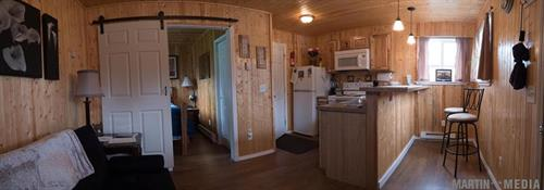 Cabin 6 Panoramic