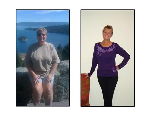 Rae lost 93 LBS in 100 days !