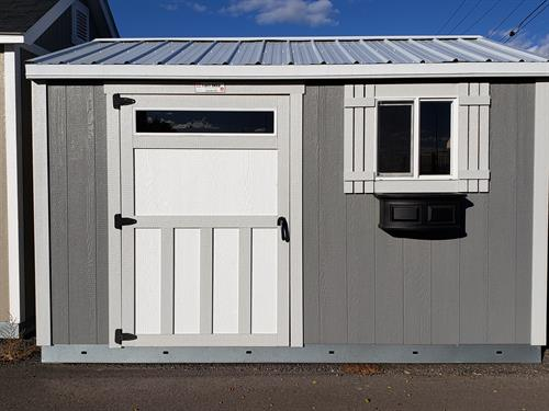 10X10 Standard Ranch Shed