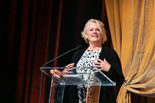 Tammy de Weerd 2020 Woman of the Year