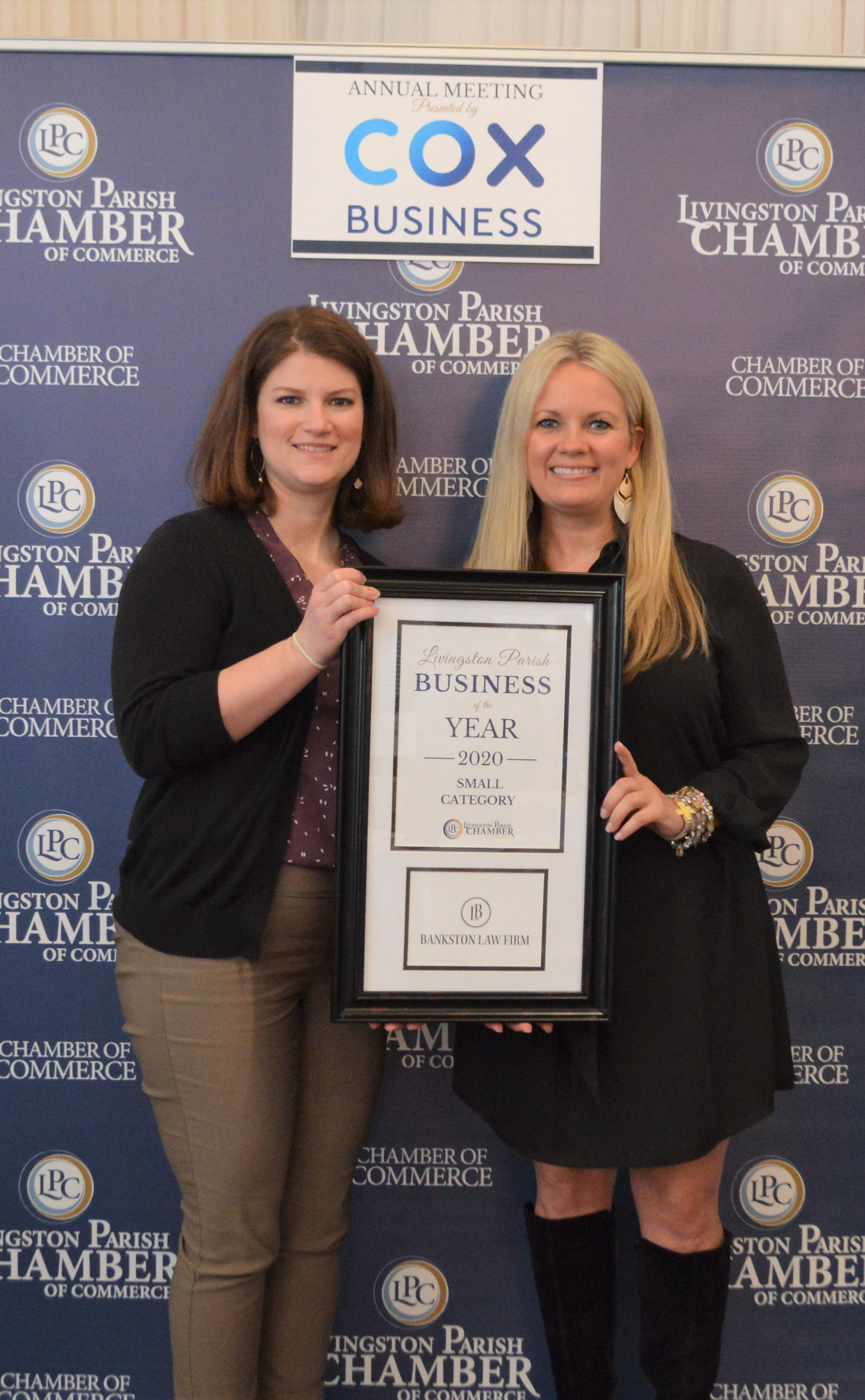 Image for 2020 Small Business of the Year Award Winner- Bankston Law Firm, LLC