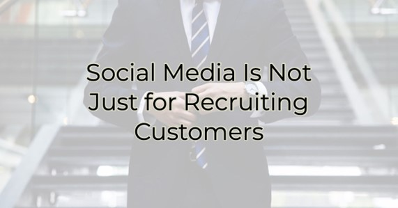 Image for Social media is not just for recruiting customers in Livingston Parish