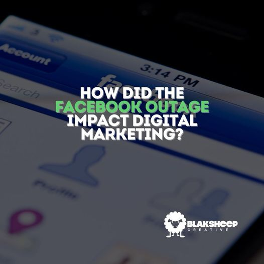 Image for How Did the Facebook Outage Impact Digital Marketing?