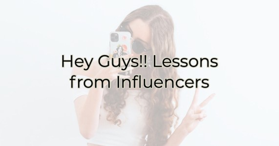 Image for Lessons from Influencers that Livingston Parish Businesses should check out