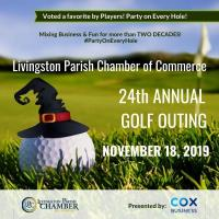 RESCHEDULED: GOLF OUTING - Party on every hole! - 24th Annual