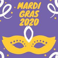 The Krewe of Denham Springs Mardi Gras Parade