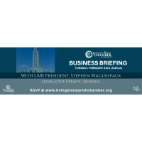 LABI's Stephen Waguespack | Business Briefing