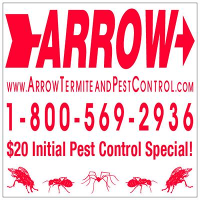 Arrow Termite and Pest Control