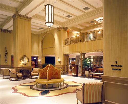 Hilton Hotel, Downtown Baton Rouge LA