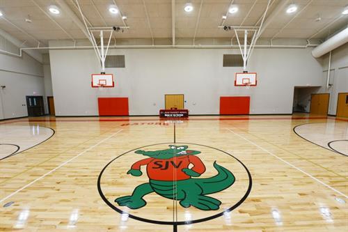 St. Jean Vianney Gym, Baton Rouge LA