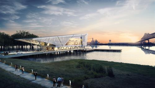 Water Institute of The Gulf, Baton Rouge LA