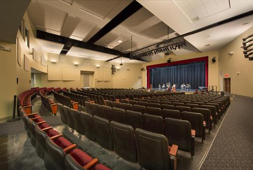 Dunham Chapel, Baton Rouge LA