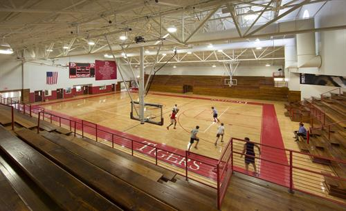 Dunham Gym, Baton Rouge LA
