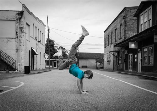 Brayden, Hip HOp Jr. Choreographer