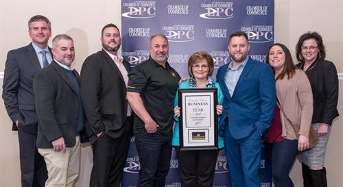 Livingston Parish Chamber of Commerce New Business of the Year